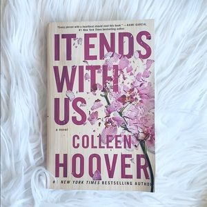 Colleen Hoover - It End With Us Book